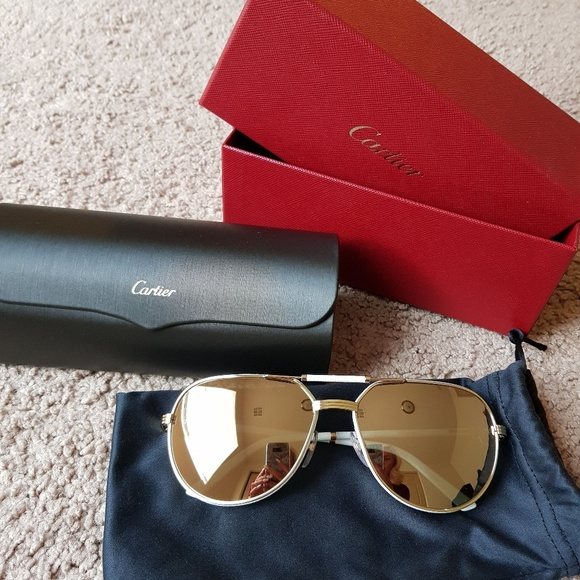 a60a20261962 Cartier Accessories - Cartier sunglasses